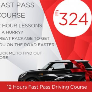 Fast Pass Driving Course 12 Hours when you are in a hurry to pass your driving test from Roadrunners Driving School Kidderminster
