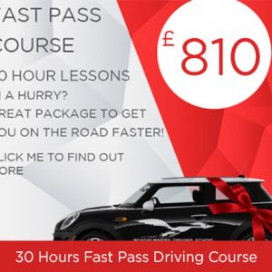 Driving Course 30 Hours when you are in a hurry to pass your driving test from Roadrunners Driving School Kidderminster